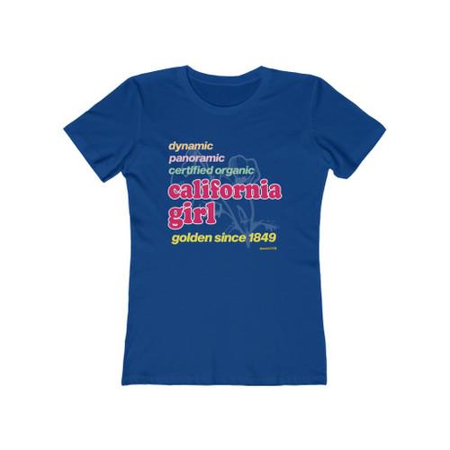 The California Girl Women's Fashion T-Shirt
