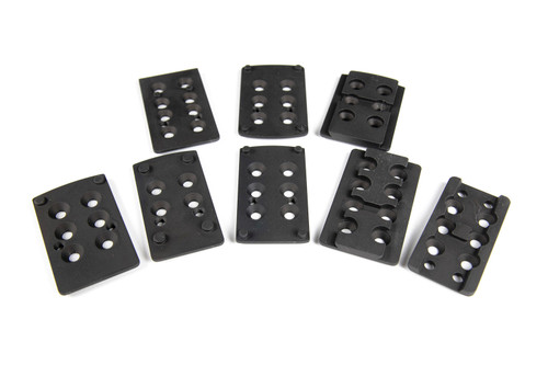 Replacement Hanger Optic Plates