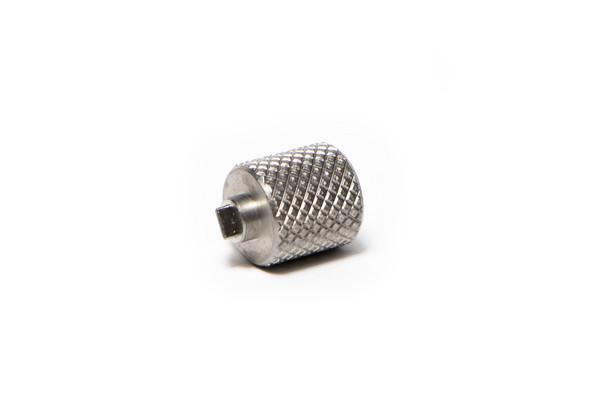 Micro adjustment knob