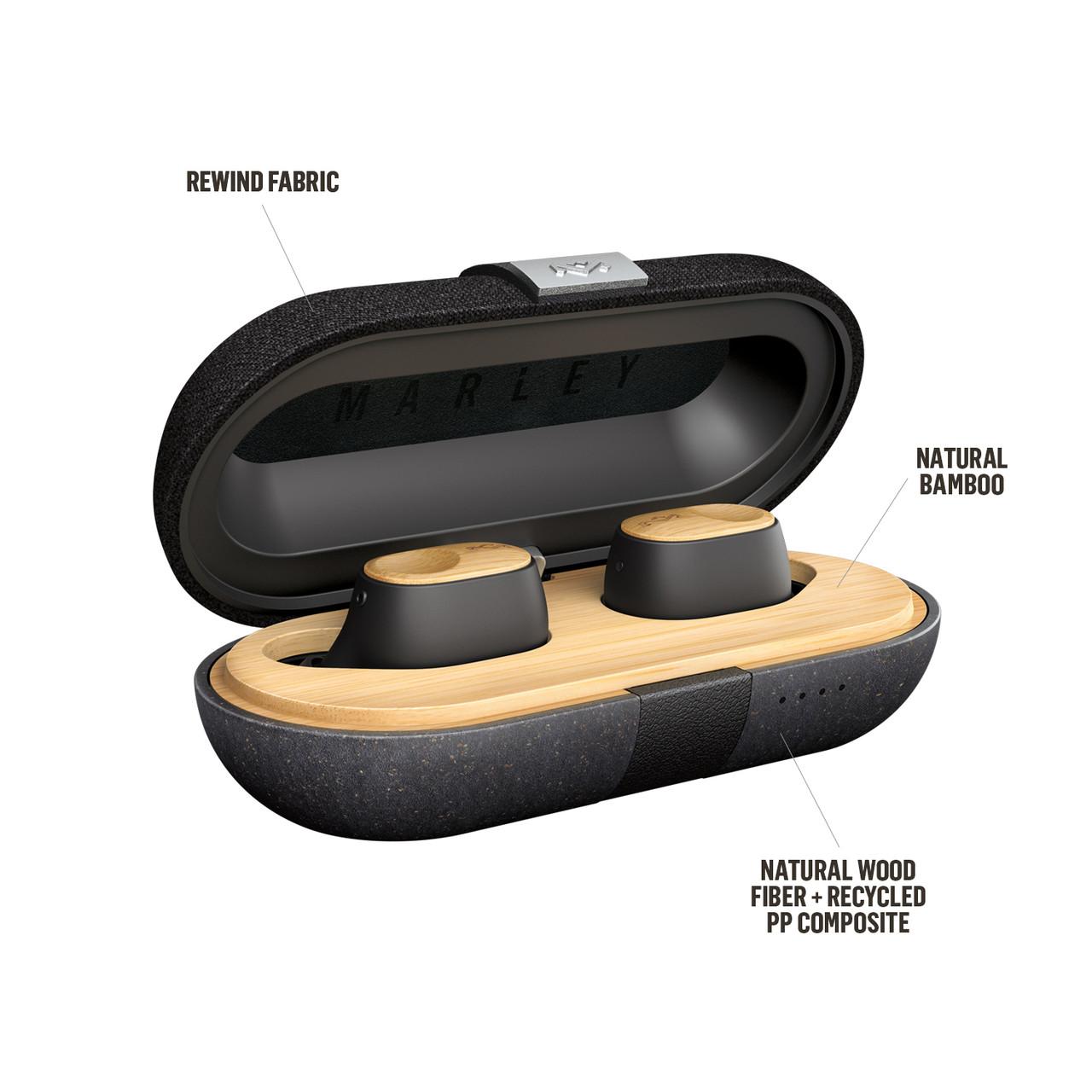 Liberate Air True Wireless Earbuds House Of Marley Uk