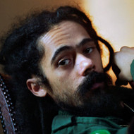 Damian Marley Is Interviewed By Seani B