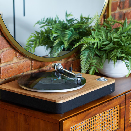 Stir It Up Turntable Record Player