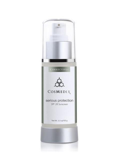 Cosmedix Serious Protection Advanced SPF28 Sunscreen