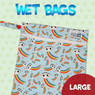 Large Wet Bags
