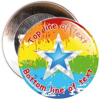 School Customisable Generic School Award Badge 12