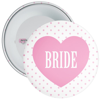 Classy Bride Hen Party Badge 2