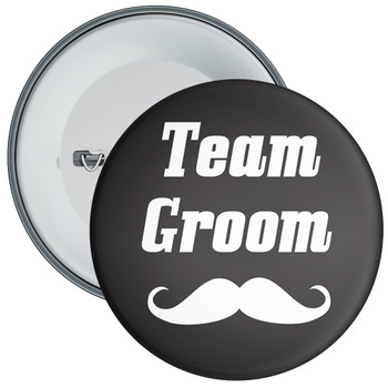 Team Groom Badge 6