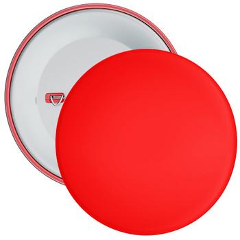 School Red Coloured Badge
