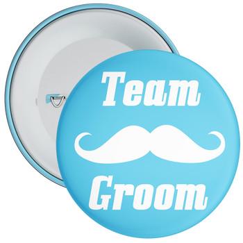 Team Groom Badge 4
