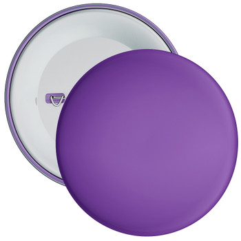School Purple Coloured Badge