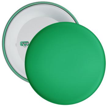 School Green Coloured Badge