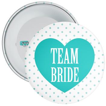 Classy Team Bride Hen Party Badge 3