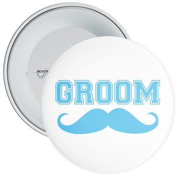 Groom Badge 4