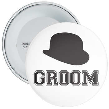 Groom Badge 6