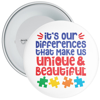 It's Our Difference's Autism Badge