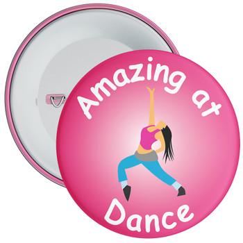 Amazing At Dance Badge 2