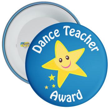 Dance Teacher Award Badge
