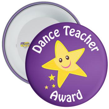 Dance Teacher Award Badge 2