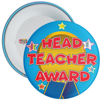 Head Teacher Award Badge