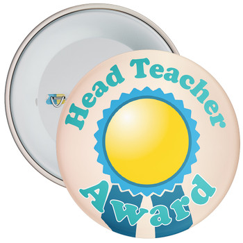 Head Teacher Award Badge 3