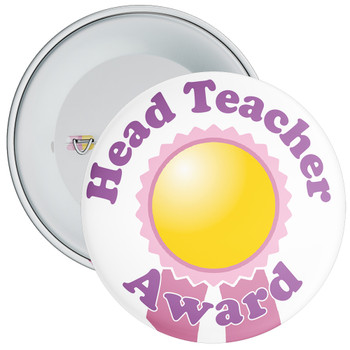 Head Teacher Award Badge 4