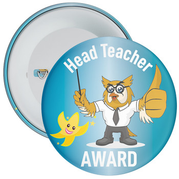 Head Teacher Award Badge 5