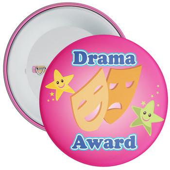 Drama Award Badge