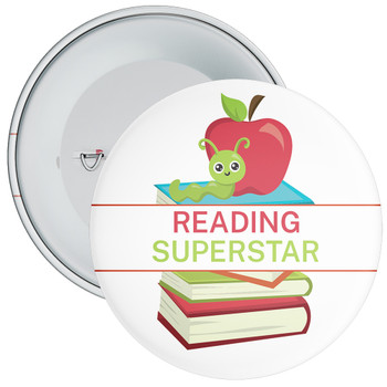 Reading Superstar Badge