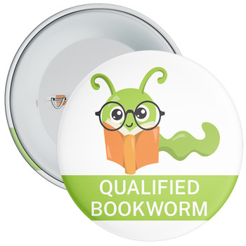 Qualified Bookworm Badge