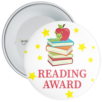 Reading Award Badge
