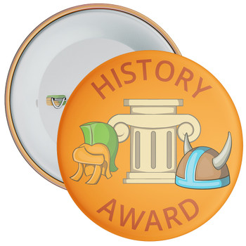 History Award Badge