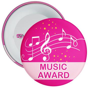 Magenta Music Award Badge