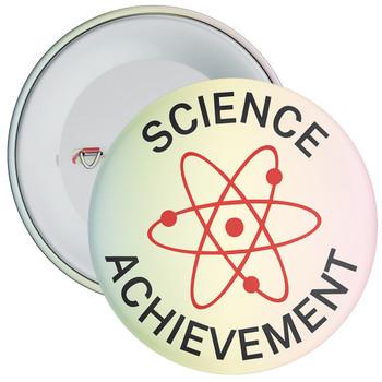 Science Award Atom Badge