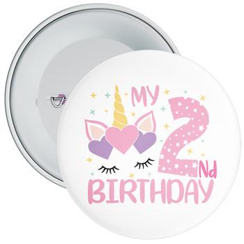 My 2nd Birthday Badge