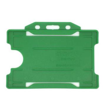Light Green Single Sided Card Holder