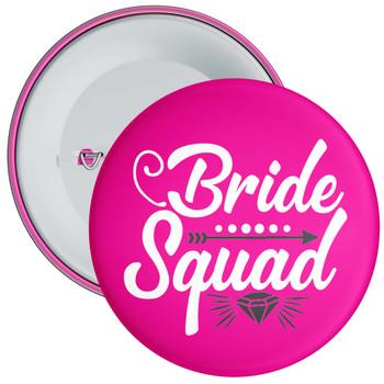 Bride Squad Hen Night Badge