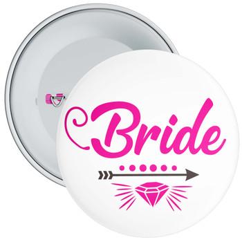 Bride Hen Night Badge