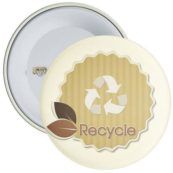 School Recycle Badge