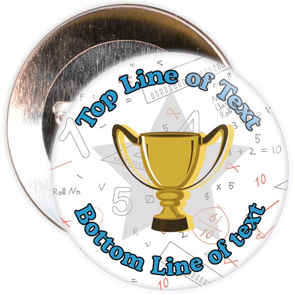 School Customisable School Badge