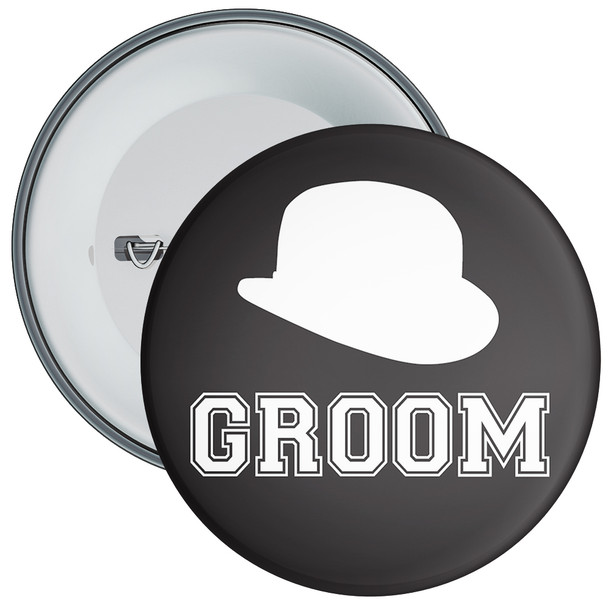 Groom Badge 5