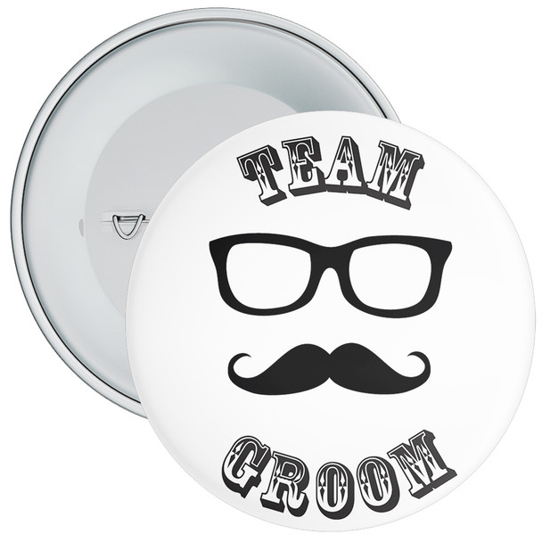 Team Groom Badge 7
