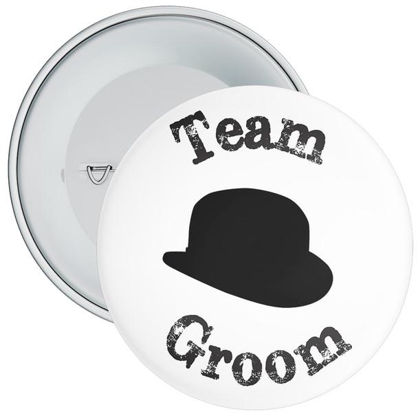 Team Groom Badge 8
