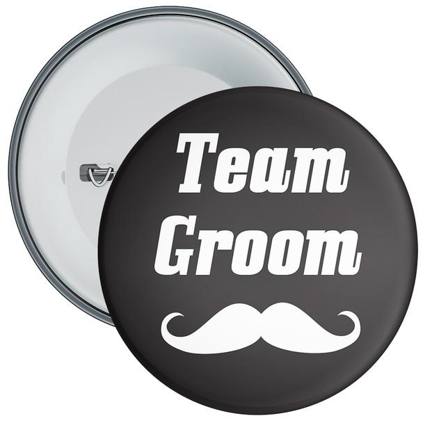 Team Groom Badge 6