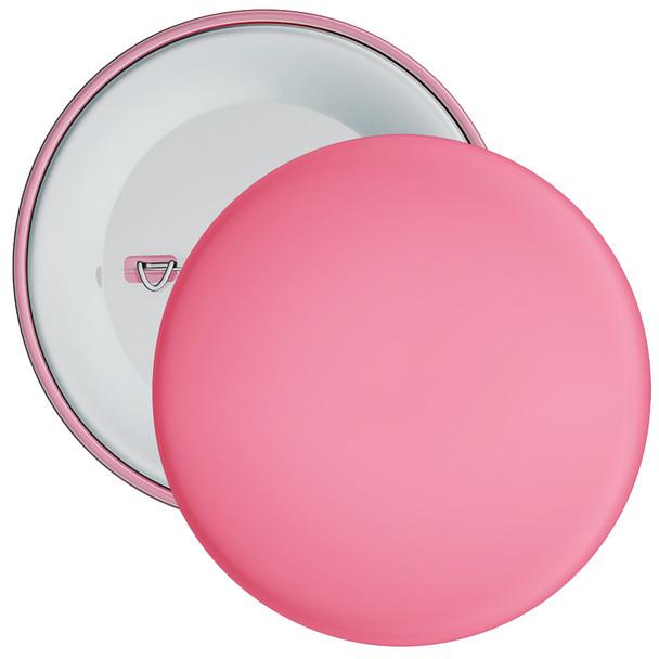 School Pink Coloured Badge