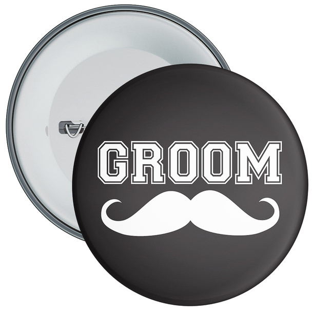 Groom Badge 2