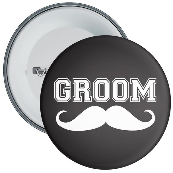 Groom Badge 2
