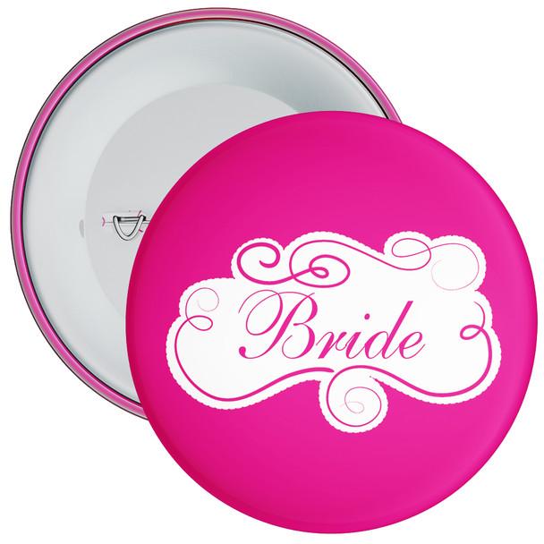 Bride Hen Party Badge