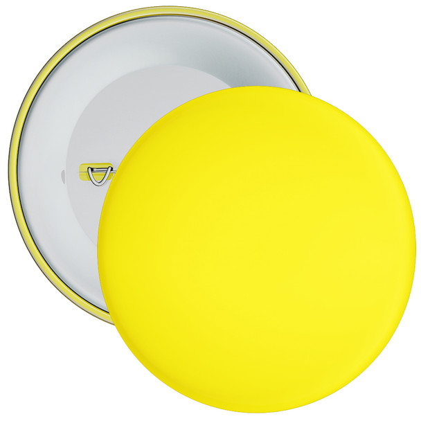 School Yellow Coloured Badge