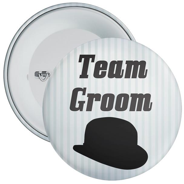 Team Groom Badge 9
