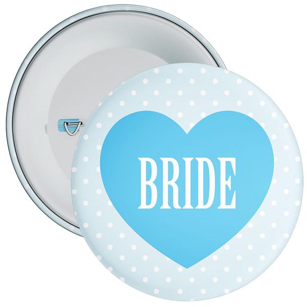 Classy Bride Hen Party Badge 1